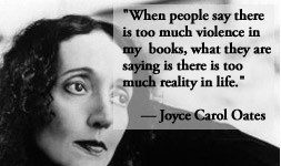 For more information about Joyce Carol Oates: http://www ...