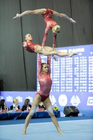 (acrobatic gymnastics, extreme gymnastics)Acrobatic Gymnastics, Acro ...