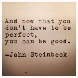 John Steinbeck Quotes
