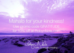 Happy Aloha Friday! Use the promo code GRATITUDE to save 10% off your ...