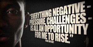 Kobe Bryant Picture Quote
