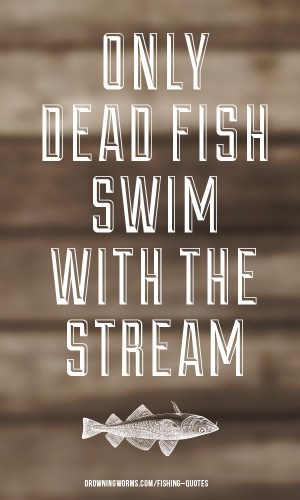 Deadfish – Fishing Quote