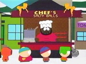chef south park
