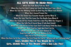 Aug Real Men Women Quotes