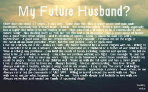Future Husband Quotes My future husband. ps: justin please come in.