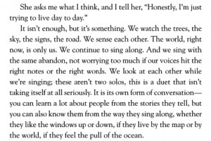 aseaofquotes:David Levithan, Every Day