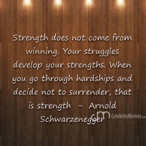 famous quotes about family strength