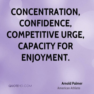 Arnold Palmer Quotes
