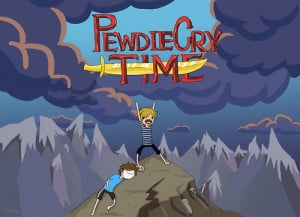 There is not enough original art on the PewDiePie and Cry tags. :C ...