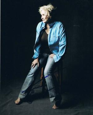 Betty Hutton Autographed Photo