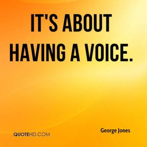George Jones Quotes