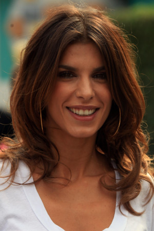 Elisabetta Canalis has been added to these lists