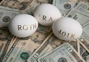 Americans face two threats to their retirement nest egg. . .