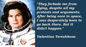 Valentina tereshkova famous quotes 3