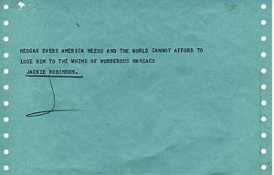 ... file jackie robinson jackie robinson main page telegram to the white