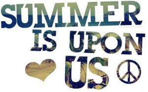 Bring on summer vacation!