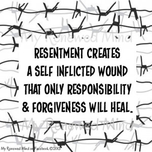 resentment quotes