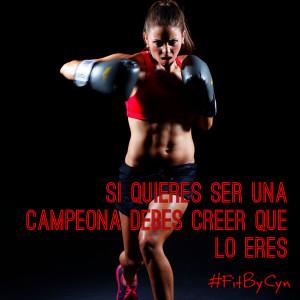 ... Campeona #Autoestima #Boxeo #Boxing #Fitness #Mujer #Woman #Women