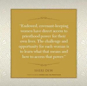 Sheri Dew