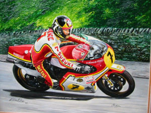 Barry Sheene Pictures