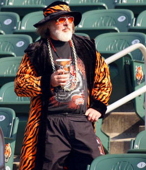 Cincinnati Bengals Fan Pictures, Images & Photos