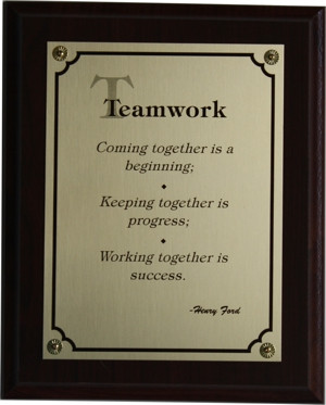 Funny Teamwork Quotes Image...