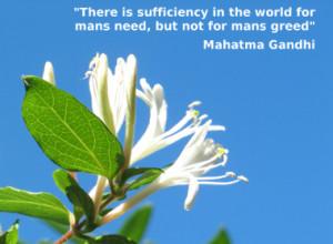 Holistic yoga meditation 4221 qld likes this quote by Mahatma Gandhi-