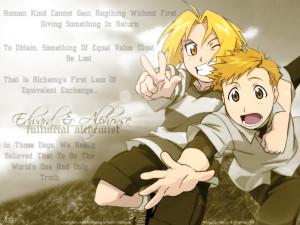 Full Metal Alchemist 2003 Anime