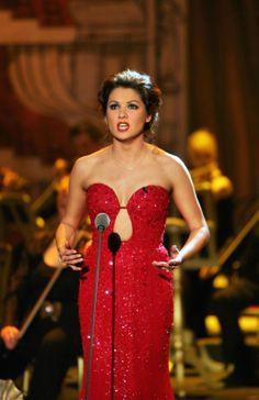 Anna Netrebko Opera Singer