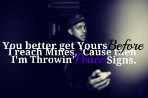 Rapper, j cole, quotes, sayings, hip hop quote, cool