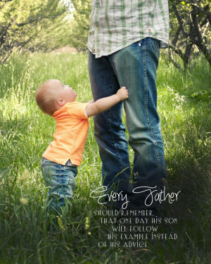 Utah Family Photography: Father and Son » Amber Hansen Photography