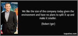 More Robert Iger Quotes