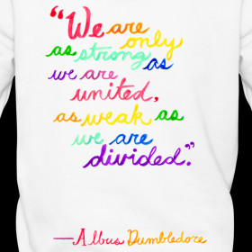 ... show our love of Harry Potter and Gay Rights with pretty T-shirts