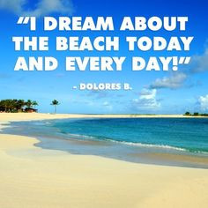 ... on my mind! Can't wait for the weekend! I love being a beach bum! More