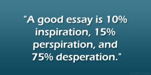 Funny quotes english essays