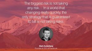 ... Mark Zuckerberg Founder & CEO of Facebook entrepreneur business quote