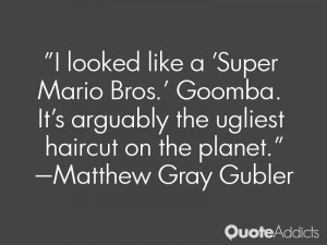 looked like a 39 Super Mario Bros 39 Goomba It 39 s arguably the ...