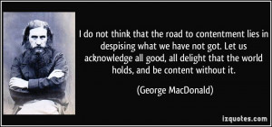 More George MacDonald Quotes