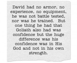David and Goliath Bible Story: Lesson, Summary and Study