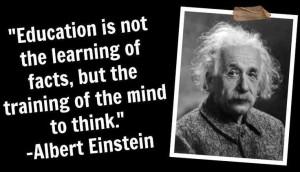 Education Quotes Albert Einstein (2)
