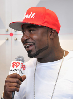 in this photo young buck rapper young buck of g unit attends the