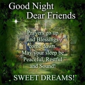 Faith - Good Night Prayer