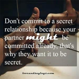 secret relationship quotes Secret Relationship Quotes Sec...