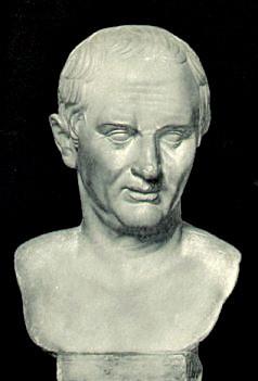 Cicero op 60-jarige leeftijd