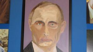 OtherGround Forums >>George W Bush art