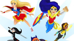 DC and Mattel look to turn girls into superhero fans