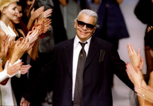 Karl Lagerfeld Fat Quotes