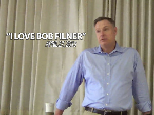 Bob Filner and Scott Peters' Second Anniversary