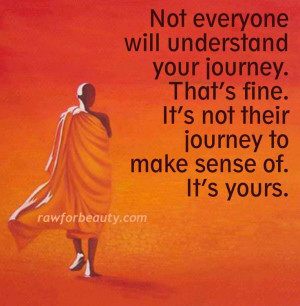 it's my journey!
