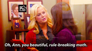Compliment Tips From Leslie Knope